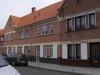 Volledige straat - rechtse huis NIET gereinigd
