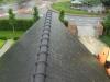 Ontmossen dak met hoogtewerker