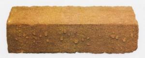 Waterdichten baksteen - voorbeeld